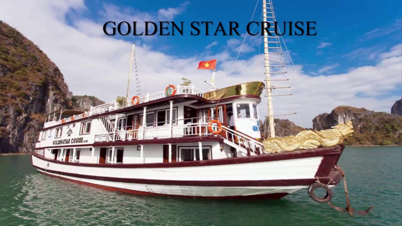 Tàu Golden Star 3 sao