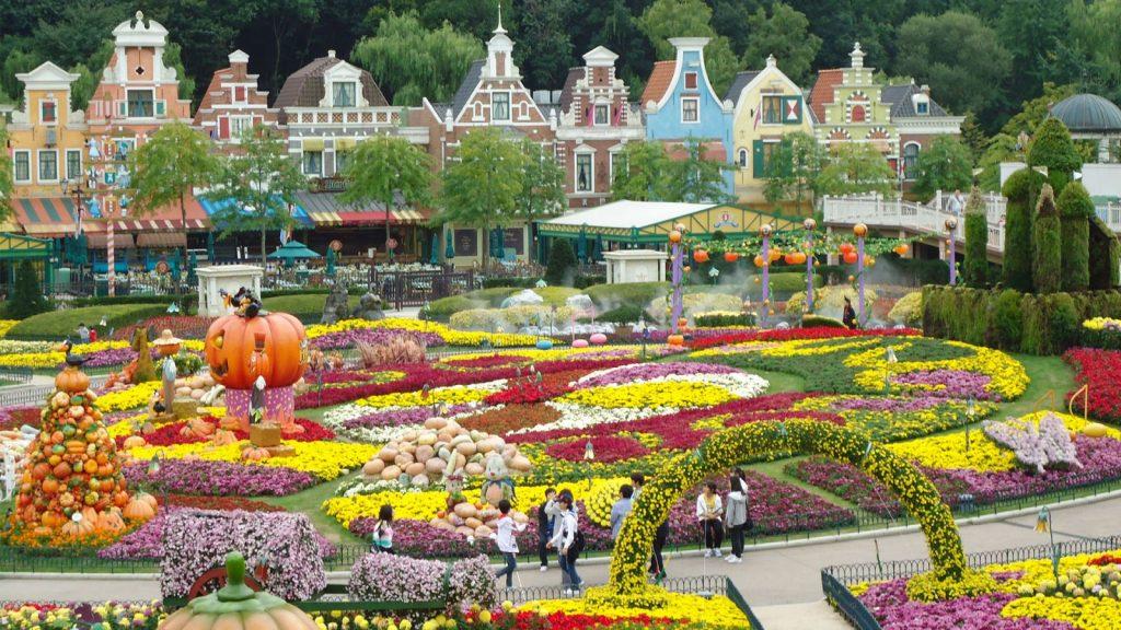 Hàn Quốc công viên everland
