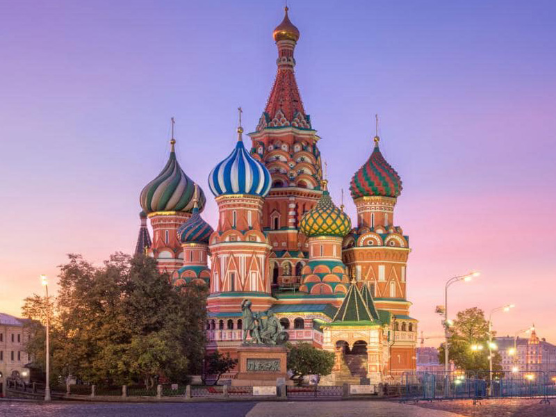 Du Lịch Nga World Cup 2018