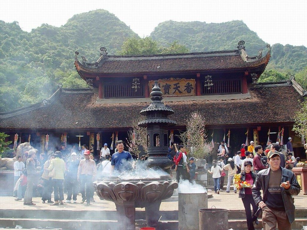 Perfume Pagoda, Ha Noi, Viet Nam