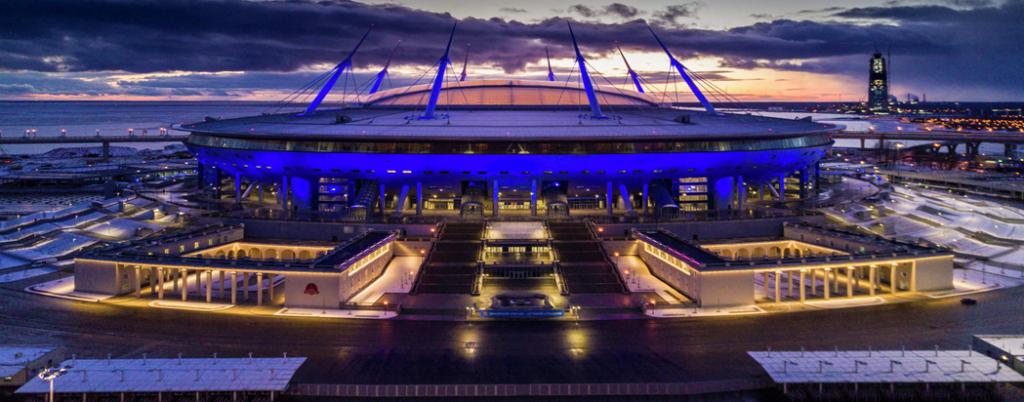 Sân Vận Động World Cup 2018