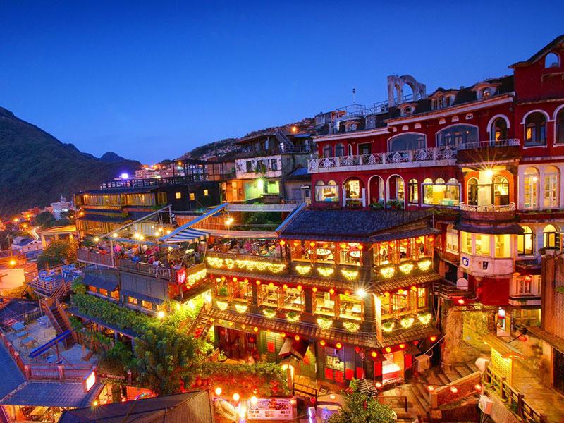 Du Lịch Đài Loan Gía Rẻ