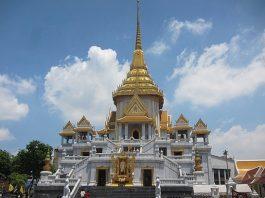 Chùa Phật Vàng Bangkok Thai lan