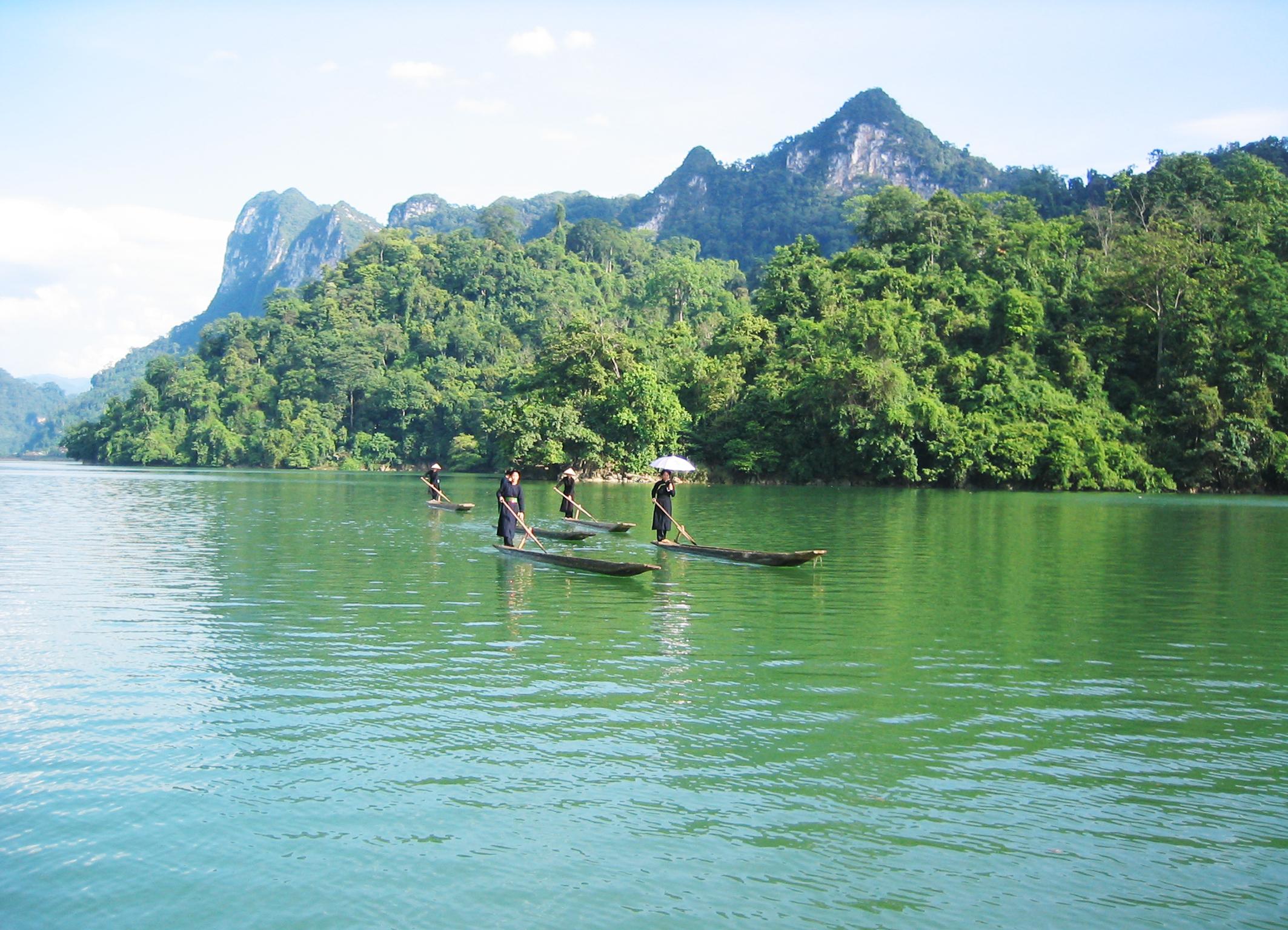 Du Lịch Hồ Ba Bể - Thác Bản Giốc